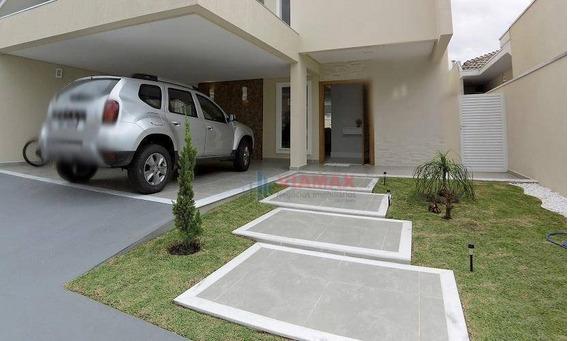 Casa Altos Da Serra Vi, Urbanova, 230m² 4 Suítes, Aceita Permuta, Financiamento E Fgts - Ca0561