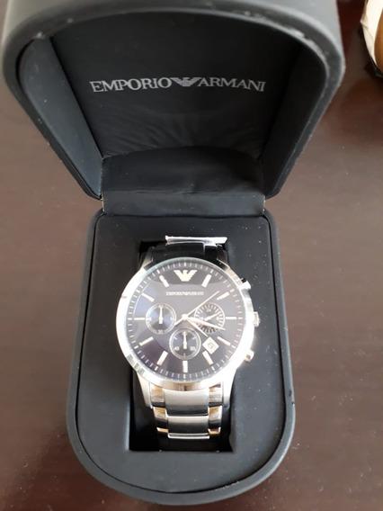 Relógio Emporio Armani Original + Caixa + Garantia
