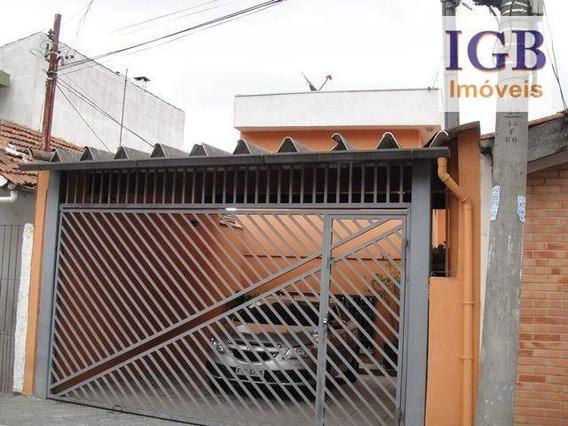 Sobrado Residencial À Venda, Casa Verde, São Paulo. - So0389