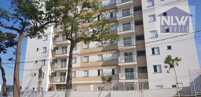 Apartamento Com 2 Dormitórios À Venda, 48 M² Por R$ 178.000 - Vila Curuçá - São Paulo/sp - Ap1232