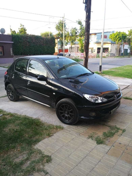 Peugeot 206 2.0 Hdi Xs Premium Nav Impecable