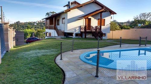 Casa Com 3 Dormitórios À Venda, 270 M² Por R$ 1.330.000,00 - Vila Nova - Porto Alegre/rs - Ca0707