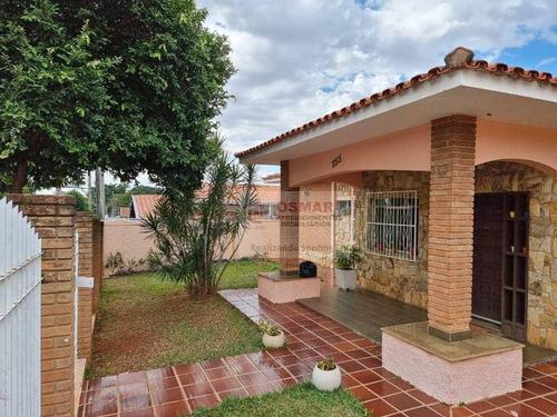 Imagem 1 de 14 de Casa Com 3 Dormitórios À Venda, 258 M² Por R$ 1.000.000,00 - Parque Ortolândia - Hortolândia/sp - Ca1258
