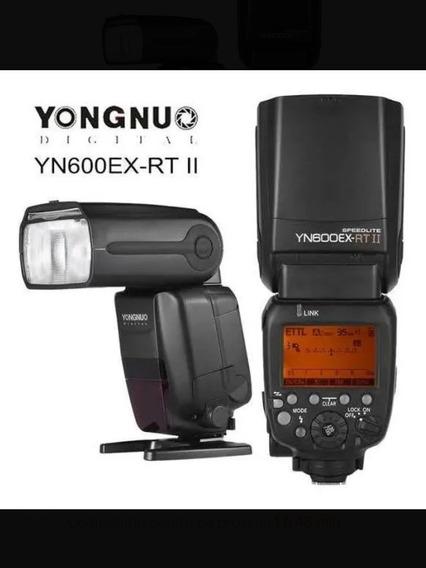 Flash Youngnuo Yn600ex-rt Ii Speedlight
