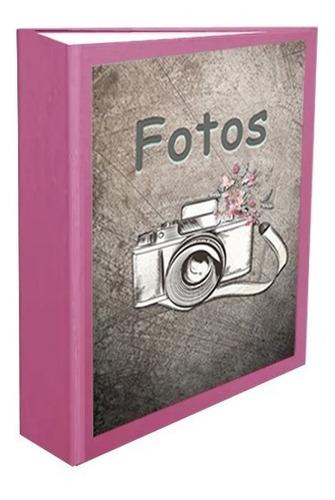 Album Para Fotos 13x18 Capacidade 360 Fotos Luxo