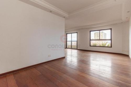 Apartamento Para Locação Em São Paulo, Sumaré, 4 Dormitórios, 4 Banheiros, 4 Vagas - Apmc0360_2-1138236