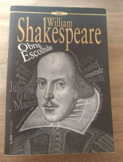 Livro Shakespeare Obras Escolhidas