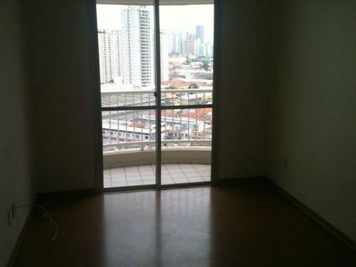 Imagem 1 de 8 de Apartamento Com 2 Dormitórios Para Alugar, 45 M² - Chácara Califórnia - São Paulo/sp - Ap0052