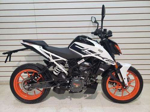 Moto Ktm Duke 200 Abs