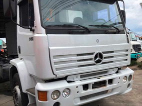 Mercedes-benz Mb 1420 Ano 2002 Toco Chassi