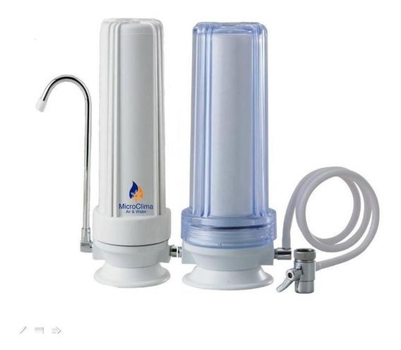 Filtro Purificador Ablandador Agua Sarro Nitritos Nitratos