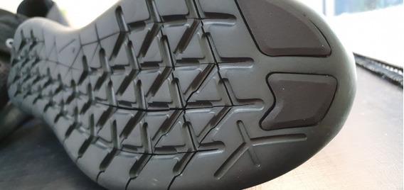 Zapatillas Nike Free Rn 2017 Hombre Negras 43 Running
