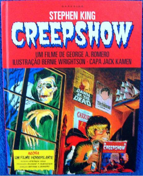 Creepshow Stephen King Livro Original Pronta Entrega