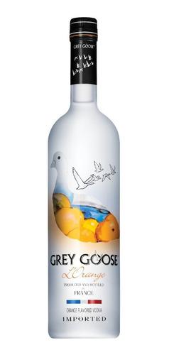 Vodka Grey Goose Orange 750ml