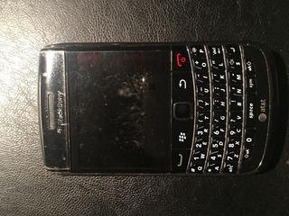 Blackberry Bolt Liberado