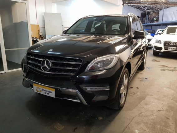 Mercedes-benz Ml 350 Blueefficency 2014 C/garantia