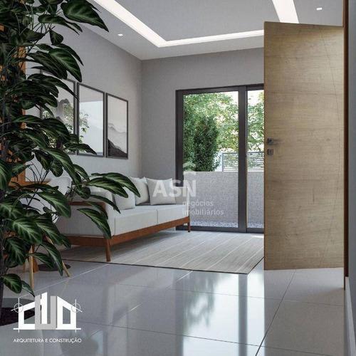 Imagem 1 de 9 de Apartamento Com 3 Dormitórios À Venda, 100 M² Por R$ 550.000,00 - Costa Azul - Rio Das Ostras/rj - Ap0477