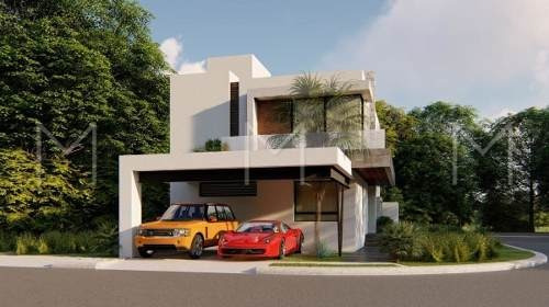 Casa En Venta En Cancun. Aqua Residencial