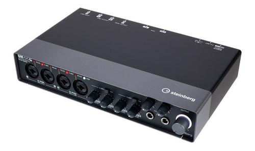 Interface Steinberg Usb 3 Tipo C 6x4 Ch Ur44c Meses