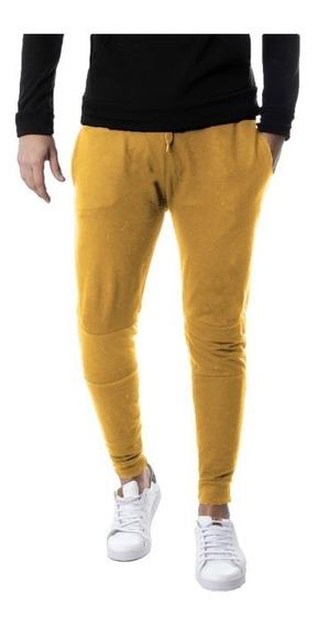 Pantalon Babucha Con Recorte Y Logo Goma | No End (34324)