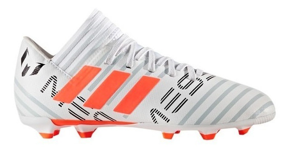 Tacos De Fútbol adidas Nemeziz Messi 17.3 Fg (by2412) Junior