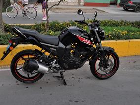 Yamaha Fz16 2015 Como Nueva 153cc