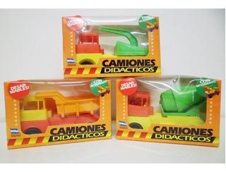 Camiones Didácticos Miluplast