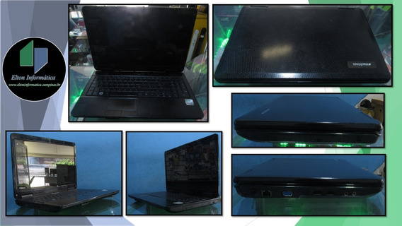 Notebook Emanchines Amd Atlhon @1.6ghz 160hd 4gb 64bits Win7
