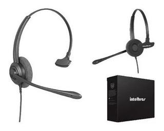 Fone Headset Intelbras Ths 50 P/ Terminal Inteligente