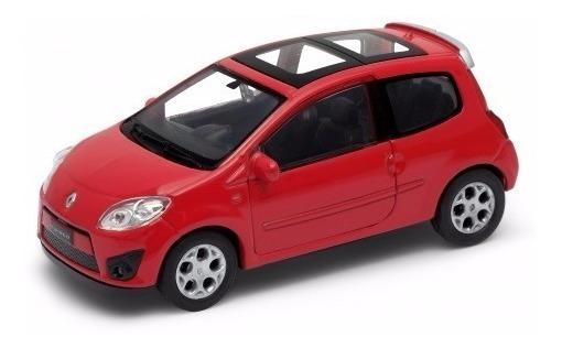 Auto Welly Renault Twingo Colección Escala 1:36