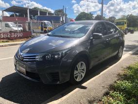 Toyota Corolla 1.8 16v Gli Flex Aut.!! Aceita Troca Caminhao