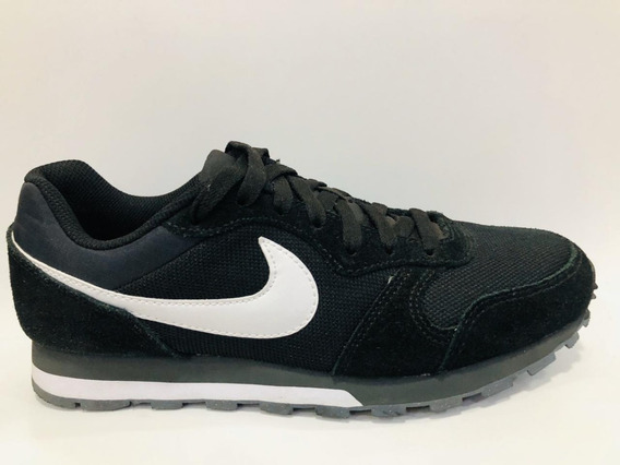 Tenis Masculino Nike Md Runner Preto Barato Black Friday