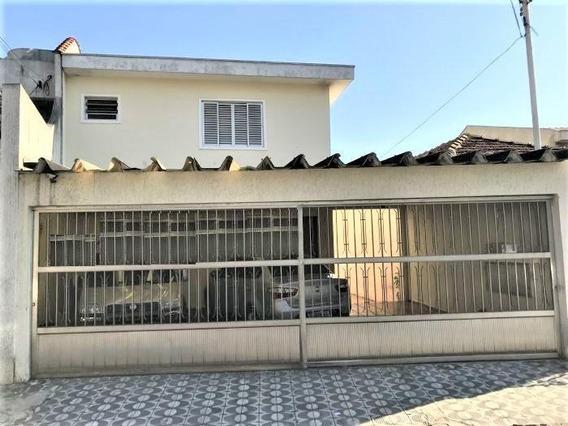 Sobrado Com 3 Dormitórios À Venda, 222 M² Por R$ 750.000 - Vila Prudente - São Paulo/sp - So1844