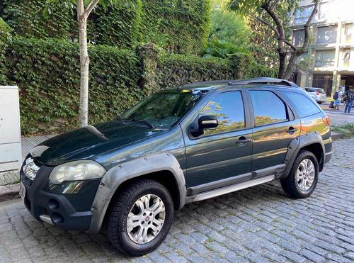 Fiat Palio Weekend Adventure 1.8 (2009)