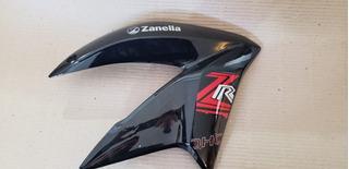 Cacha Derecha De Tanque Zanella Zr 150 200 250 Ohc Negro