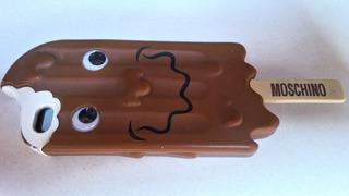 Capa De Sorvete Proteção Para Celular iPhone 4 Ou 4s