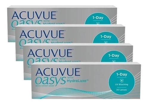 Lentes Acuvue Oasys 1-day (4 Cxs) - Pronta Entrega