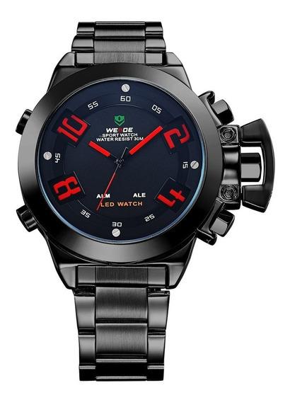 Relógio Masculino Militar Digital Esportivo Weide Wh-1008