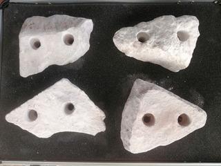 Presas De Piedra Natural