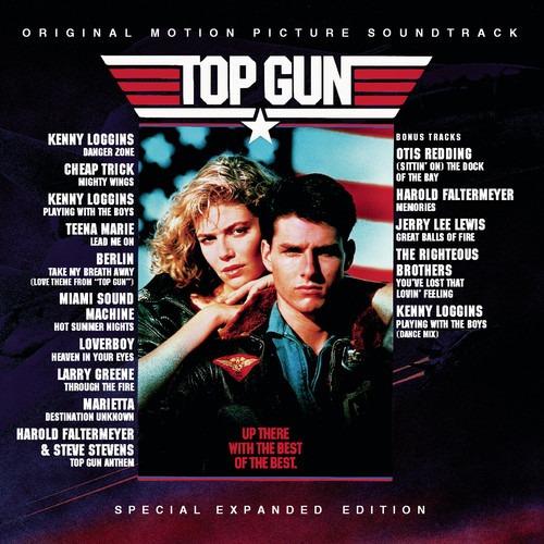 Soundtrack Top Gun Cd Us Import
