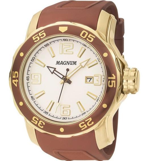 Relógio Magnum Masculino Original Garantia Nota Ma31908s