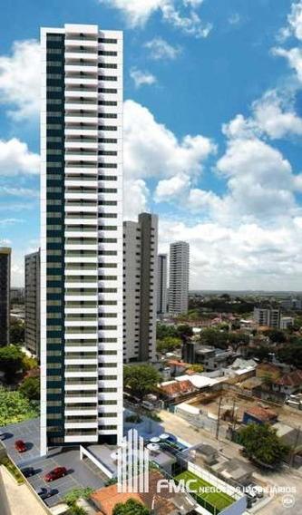 Apartamento Padrão Com 3 Quartos No Edf. Parque Madalena - Vd1210-v