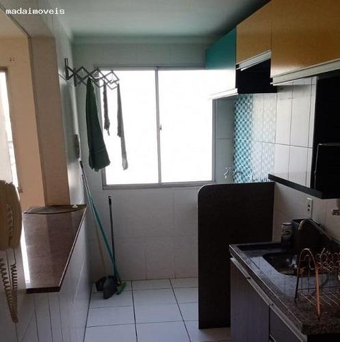 Imagem 1 de 15 de Apartamento Para Venda Em Mogi Das Cruzes, Mogi Moderno, 2 Dormitórios, 1 Banheiro, 1 Vaga - 3072_2-1178554