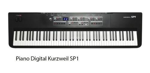 Imagen 1 de 1 de Piano Digital Kurzweil Sp1