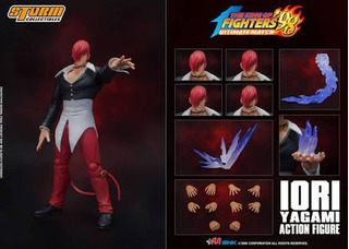 Iori Yagami Storm Collectibles King Of Fighters