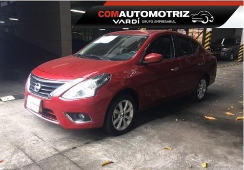 Nissan Versa Advance Id 39132 Modelo 2018