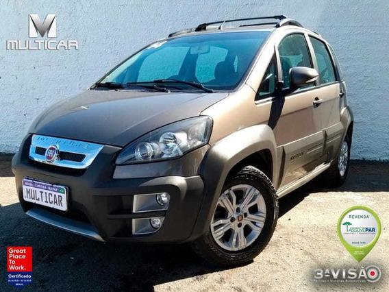 Fiat Idea Adventure 1.8 2014