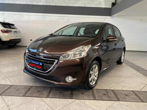 Peugeot 208 1.5 Allure Touchscreen 2014
