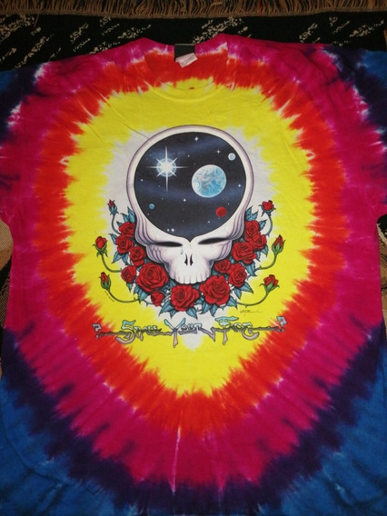 Playera Vintage Grateful Dead 1992 Talla 2xl (doble Extra G)