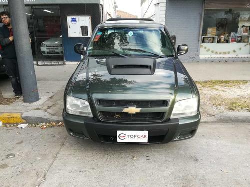 Chevrolet S10 2010 2.8 G4 Cd Dlx 4x2 Recibo Menor Financio